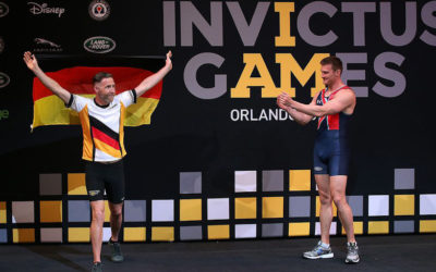 Invictus Games in Düsseldorf auf 2023 verschoben