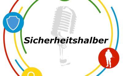 Podcast: Sicherheitshalber – Folge 31: Posttraumatische Belastungsstörung (PTBS)